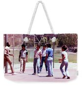 At The Park Weekender Tote Bag