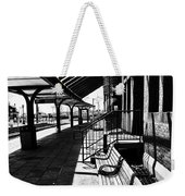 At The Station Weekender Tote Bag