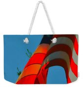 At The Twilight's Last Gleaming Weekender Tote Bag