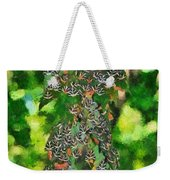 At The Valley Of Butterflies In Rhodes Island Weekender Tote Bag