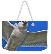At Your Disposal The Waiting Gull Weekender Tote Bag