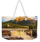 Athabasca Fall Weekender Tote Bag