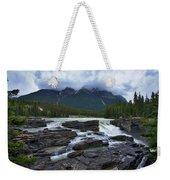 Athabasca Falls #3 Weekender Tote Bag