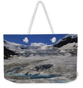 Athabasca Glacier 1 Weekender Tote Bag