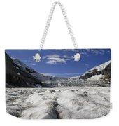 Athabasca Glacier Weekender Tote Bag