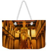 Athena Parthenos Weekender Tote Bag