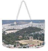 Athens 3 Weekender Tote Bag