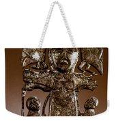 Athlone Crucifixion Weekender Tote Bag
