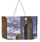 Atlanta 17th Street Atlantic Station Weekender Tote Bag