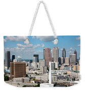 Atlanta Skyline Weekender Tote Bag