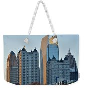 Atlanta Towers Weekender Tote Bag