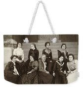 Atlanta University, C1900 Weekender Tote Bag