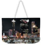 Atlanta Wide Angle Weekender Tote Bag