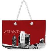 Atlanta World Of Coke Museum - Dark Red Weekender Tote Bag