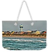 Atlantic Beach Weekender Tote Bag