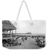Atlantic City Beach, C1900 Weekender Tote Bag