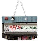 Atlantic City New Jersey - Souvenir Store Weekender Tote Bag