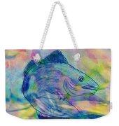 Atlantic Codfish Digital Color Weekender Tote Bag
