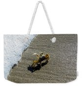 Atlantic Ghost Crab Weekender Tote Bag