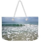 Atlantic Ocean Surf Weekender Tote Bag