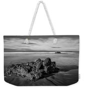 Downhill - Atlantic Rocks Weekender Tote Bag