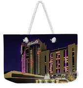 Casino Tower Weekender Tote Bag