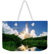 Atlantis Reflection Weekender Tote Bag
