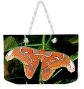Atlas Moth Weekender Tote Bag