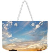 Atmospheric Weekender Tote Bag