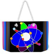 Atom Science Progress Buy Faa Print Products Or Down Load For Self Printing Navin Joshi Rights Manag Weekender Tote Bag