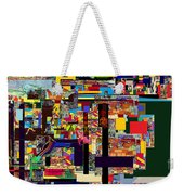 Bold As A Leopard 7 Weekender Tote Bag