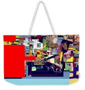 Atomic Bomb Of Purity 1a Weekender Tote Bag