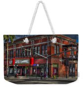 Atomic Wednesdays Weekender Tote Bag
