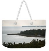 Atop The Lighthouse Weekender Tote Bag