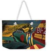 Attack On Battleship Row Weekender Tote Bag
