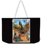 Attacked By Scorpions Weekender Tote Bag