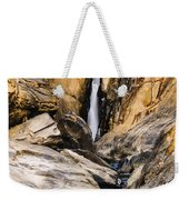 Attagar Falls In Western Ghats Weekender Tote Bag