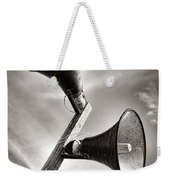 Attention Attention  Weekender Tote Bag