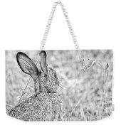 Attentive Hare Weekender Tote Bag