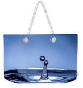 Attraction Water Droplets Weekender Tote Bag
