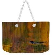 Atumn Reflections Weekender Tote Bag