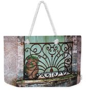Au Balcon Weekender Tote Bag