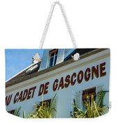 Au Cadet De Gascogne Weekender Tote Bag