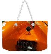 Auburn Rear End Weekender Tote Bag
