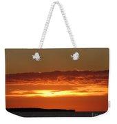 Auburn Sky Weekender Tote Bag