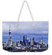 Auckland 4 Weekender Tote Bag