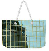 Auckland Reflection Weekender Tote Bag