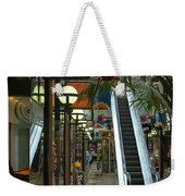 Auckland Shopping Mall Weekender Tote Bag