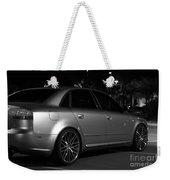 Audi 2 Weekender Tote Bag