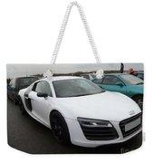 Audi R8 V10 Weekender Tote Bag